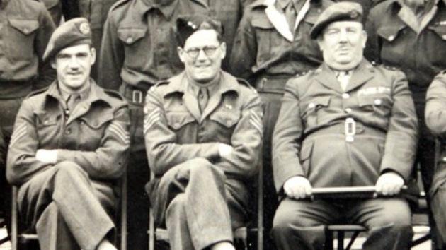 Un veterano vivió 68 años con casi 200 gramos de metal en su pierna