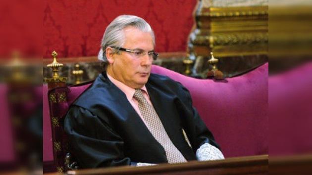 El juez Garzón condenado a 11 años de inhabilitación
