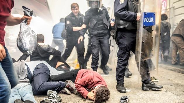 """""""El silencio de Occidente frente a la represión en Turquía demuestra su complicidad"""""""
