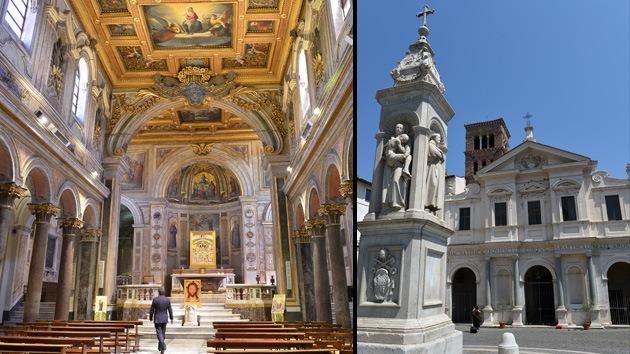 Iguales ante el fisco: Elimina exención impositiva a la iglesia católica italiana