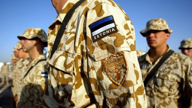 Estonia inicia ejercicios militares a gran escala cerca de la frontera con Rusia