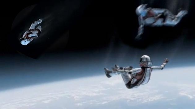 Los astronautas del futuro aterrizarán de pie gracias a unas botas-cohete estilo Iron Man