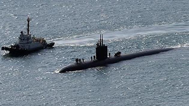 Un submarino nuclear de EE.UU. llega a Corea del Sur para realizar maniobras conjuntas