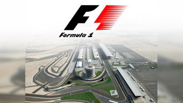 Cancelado el Gran Premio de Bahréin de Fórmula 1
