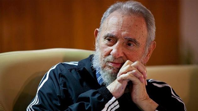"""Fidel Castro: """"Es increíble que se empeñen en exterminar a Rusia"""""""