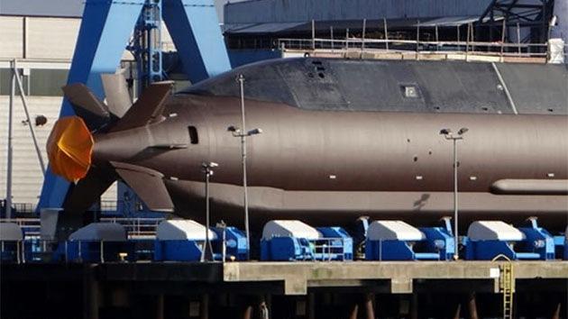 Casi listos los submarinos del 'apocalipsis' para Israel