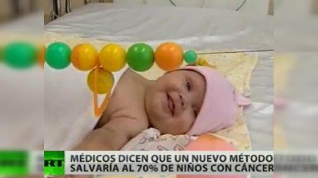 Una nueva esperanza para los niños enfermos de leucemia