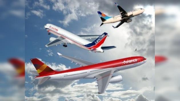 Aerolíneas de América Latina, las únicas rentables de todo el mundo