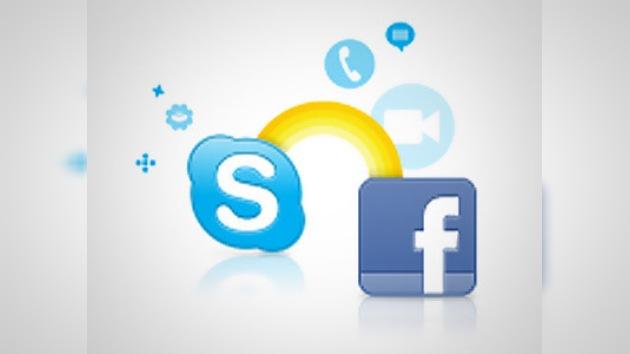Facebook y Skype unirán fuerzas