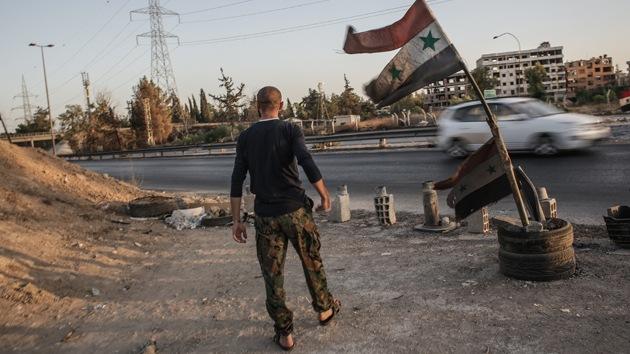 """Mercenarios rusos en Siria: """"Hoy Damasco, mañana Rusia"""""""
