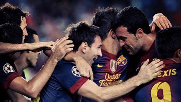 FC Barcelona, campeón de la Liga española tras el empate de Real Madrid