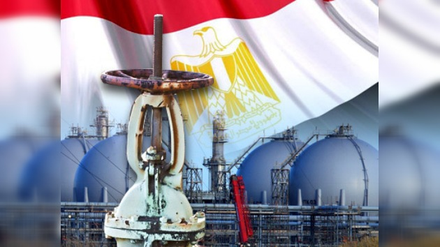 Egipto cancela abruptamente el envío de gas a Israel