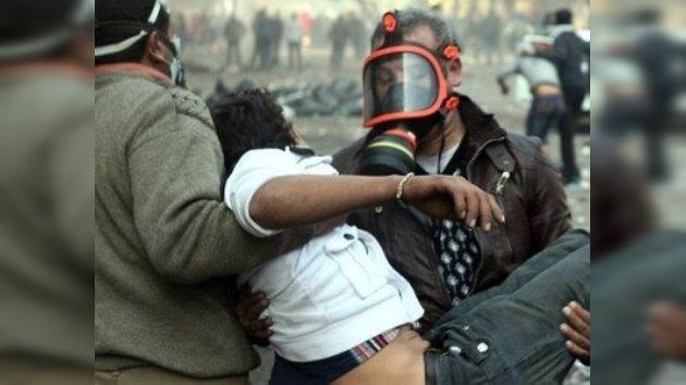 Los militares 'gasean' las ansias de democracia en Egipto