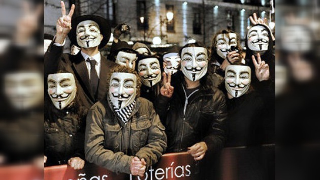 Anonymous se venga con ataques a 70 páginas web