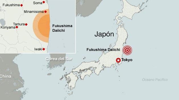 Un terremoto de magnitud 5,3 sacude una zona cercana a Fukushima
