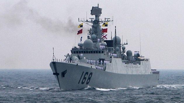 El poderío naval de China podría superar al de EE.UU. en el Pacífico