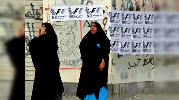 Atrocidad bahreiní, silencio internacional