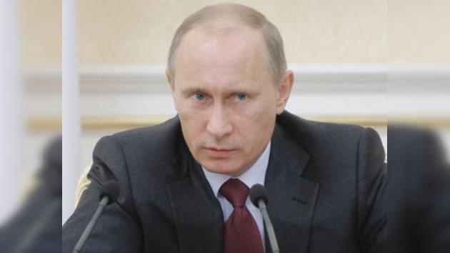 Putin reduce el aparato gubernamental en un 5%