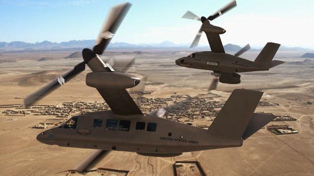 Bell presenta nueva aeronave que combina características de helicóptero y avión