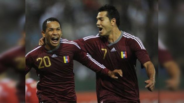Venezuela se cuela en los cuartos de final de la Copa América