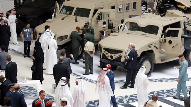 Occidente promueve la 'iranofobia' para vender su armamento en la región