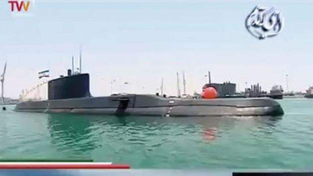 Foto: Publican imágenes de Fateh, el nuevo submarino iraní