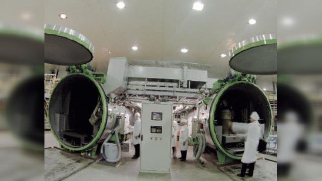 Rusia formó la primera reserva en el mundo garantizada de uranio