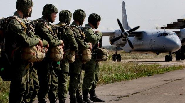 Rusia pone a prueba un innovador sistema de control automático de la retaguardia militar