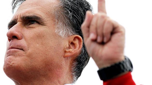 Romney resultó ser un inversor de empresas de Rusia y China, países a los que más critica