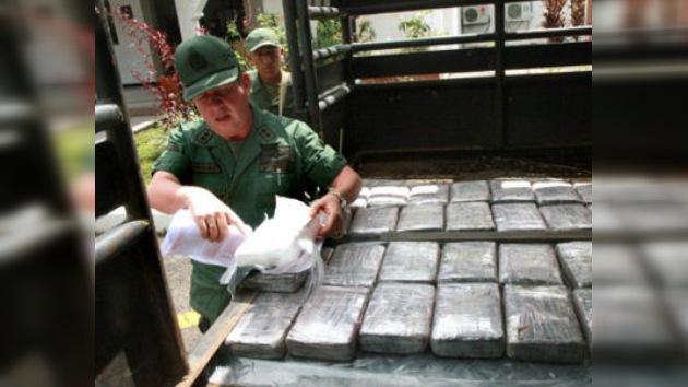 Venezuela enumera sus logros en la lucha contra el narcotráfico