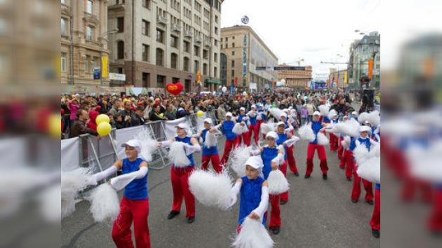 Ocho siglos de tradición del Día de la Ciudad de Moscú