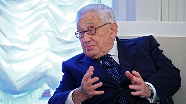"""Kissinger: """"Demonizar a Putin es una disculpa por la falta de política"""""""