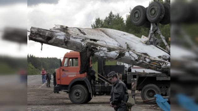 Un error de tripulación causó el accidente aéreo en el norte de Rusia