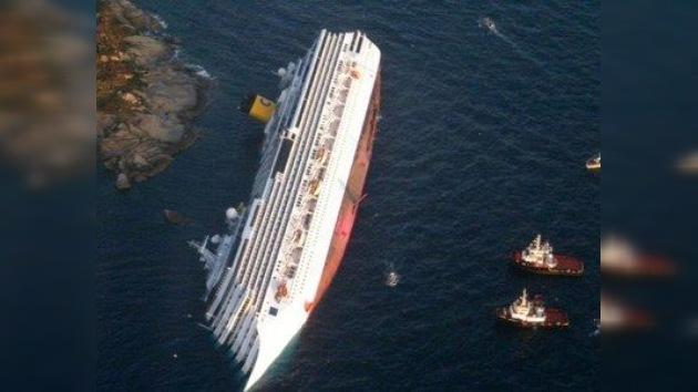 Rescatados tres supervivientes más  del 'Titanic' italiano
