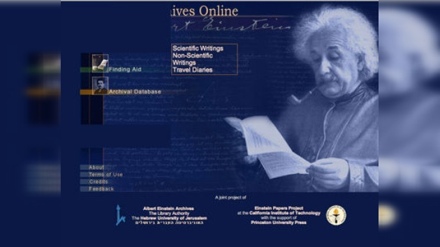 Albert Einstein ´se digitaliza´