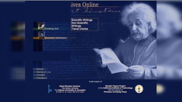 Albert Einstein ´se digitaliza´