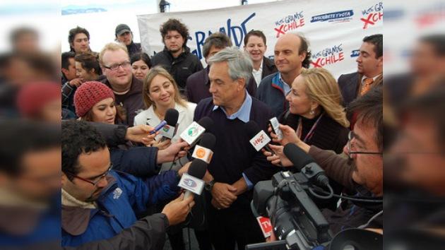Chile cierra campaña electoral. La derecha ya canta victoria
