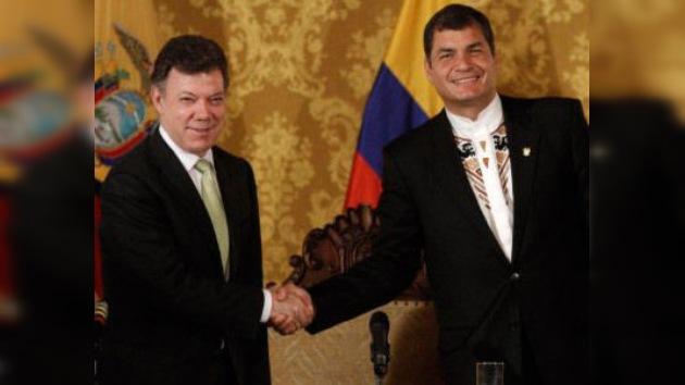 Ecuador y Colombia, sin más cuentas pendientes