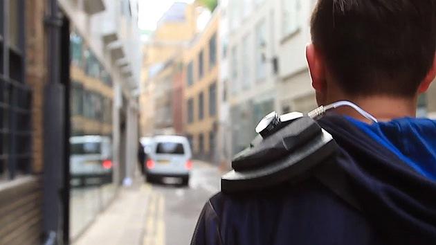 Fotos: Diseñan una armadura contra las cámaras de vigilancia