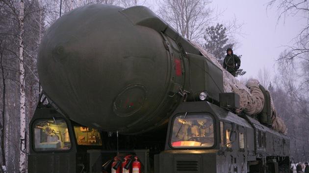 """Putin: """"Rusia se armará con más de 40 misiles balísticos intercontinentales en 2014"""""""