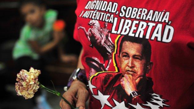 Venezuela ora por la salud de Chávez