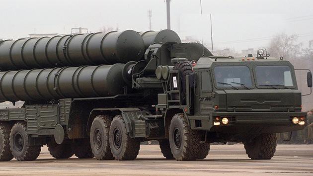Rusia desmonta los sistemas de misiles S-300 que iba a destinar a Irán