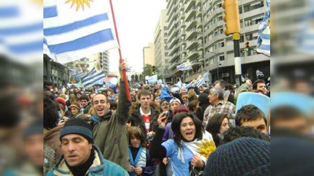 Comerciantes de Uruguay reclaman seguridad y justicia