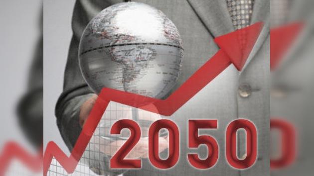 ¿Cómo será el mundo económico en 2050?