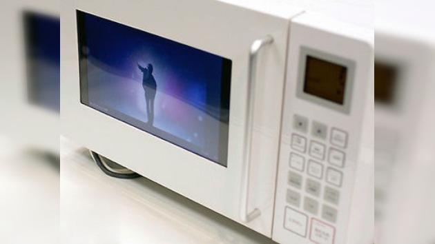 El arte de 'cocinar' videos caseros llega al microondas