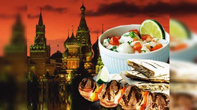 El Kremlin con sabor latino