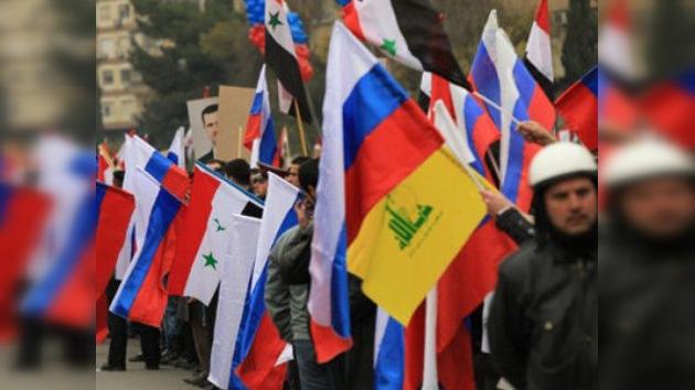 ¿Necesita Rusia ser parte de los 'Amigos de Siria'?