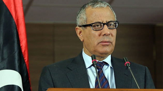 Liberan al primer ministro de Libia