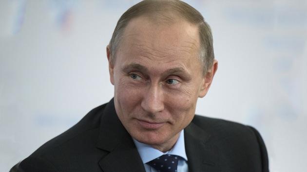 """Putin: """"Yo no tengo cuenta en el banco sancionado por EE.UU. pero la voy a abrir"""""""