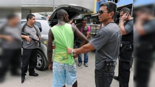 La policía brasileña lanza un gran operativo en la mayor favela del país